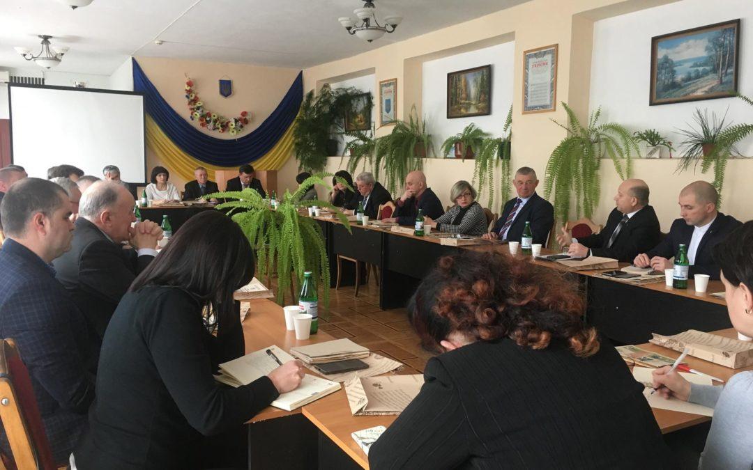 Засідання Ради директорів вищих навчальних закладів