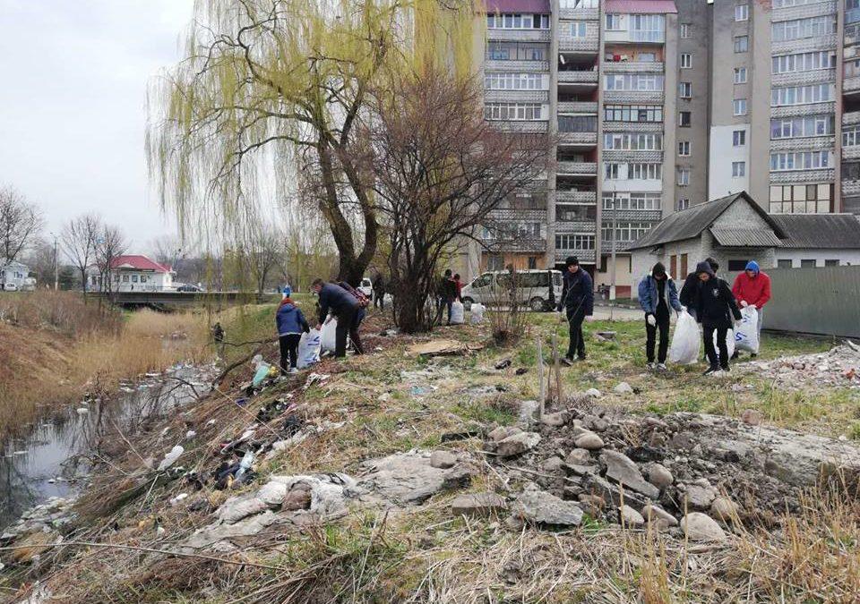 Калуський коледж ЕПІТ ІФНТУНГ за чисте довкілля!